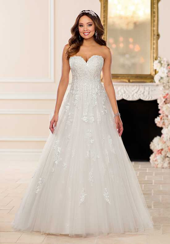 Stella York 6690 A-Line Wedding Dress