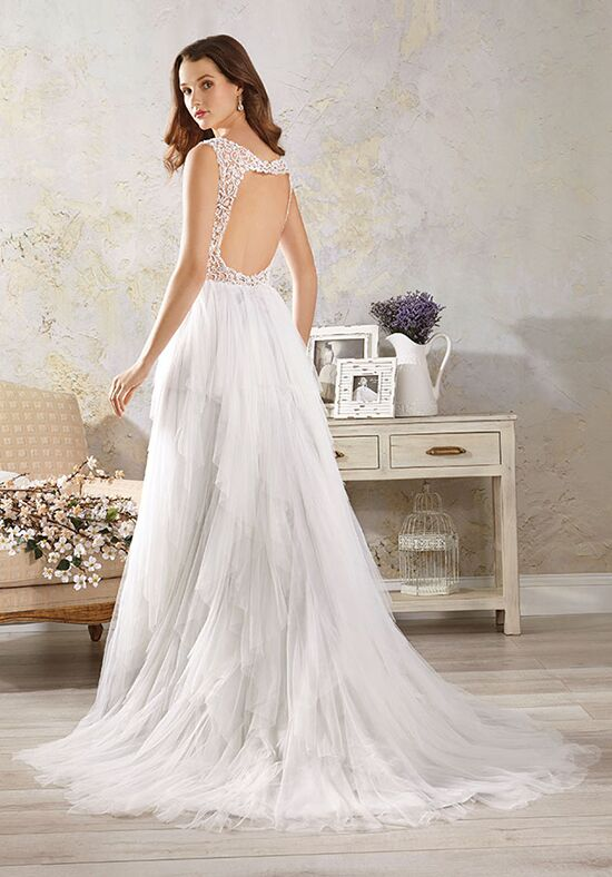Alfred Angelo Modern Vintage Bridal Collection 5002 Wedding Dress ...