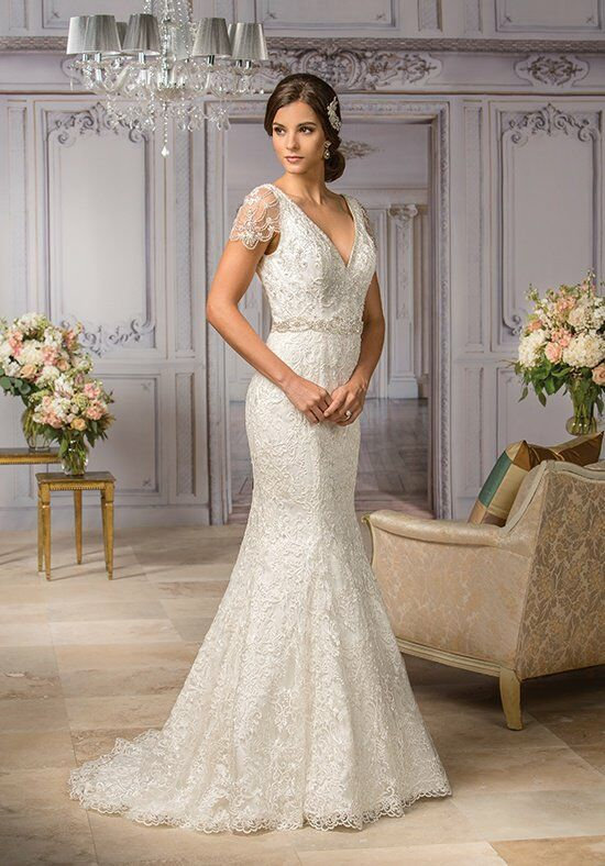 Jasmine Couture T182008 Mermaid Wedding Dress