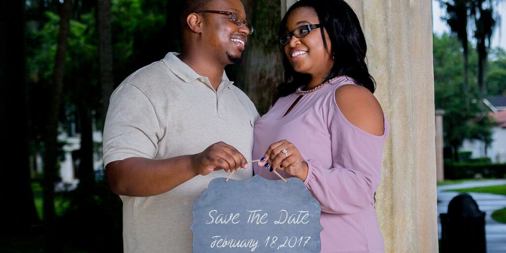 Candace Davis And Dexter Sampson S Wedding Website