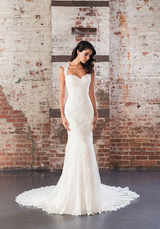 Justin Alexander Signature 9861 A-Line Wedding Dress