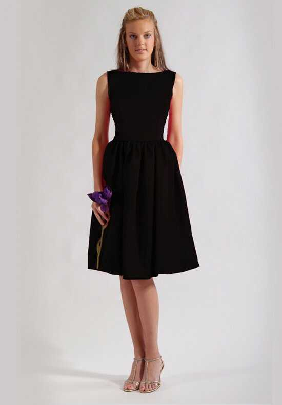 Elizabeth St. John Social Stephanie Bateau Bridesmaid Dress