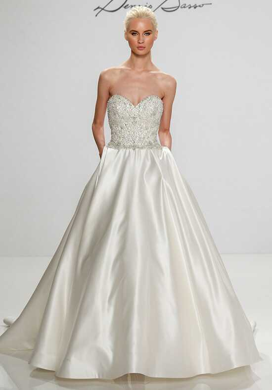 Dennis Basso for Kleinfeld 14118N A-Line Wedding Dress