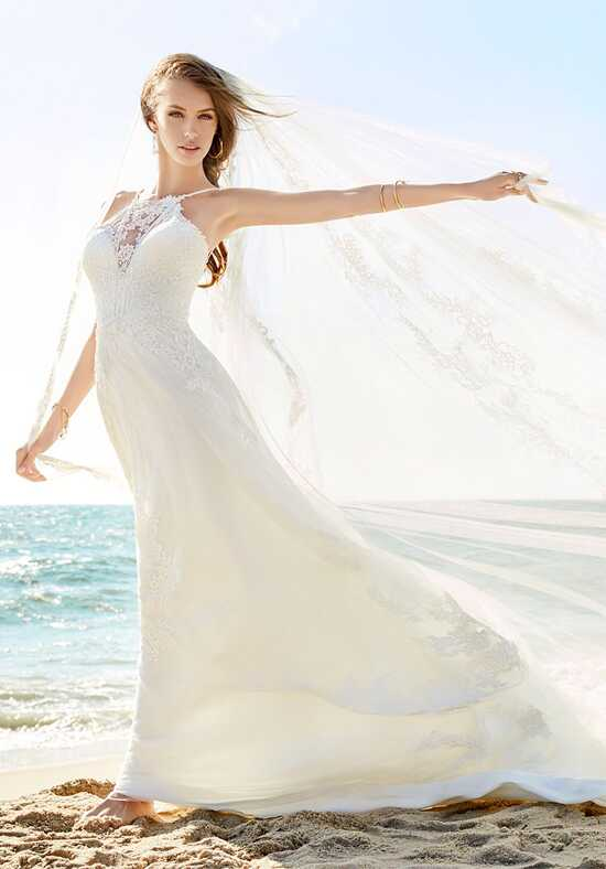 Ti Adora By Alvina Valenta 7708 A-Line Wedding Dress