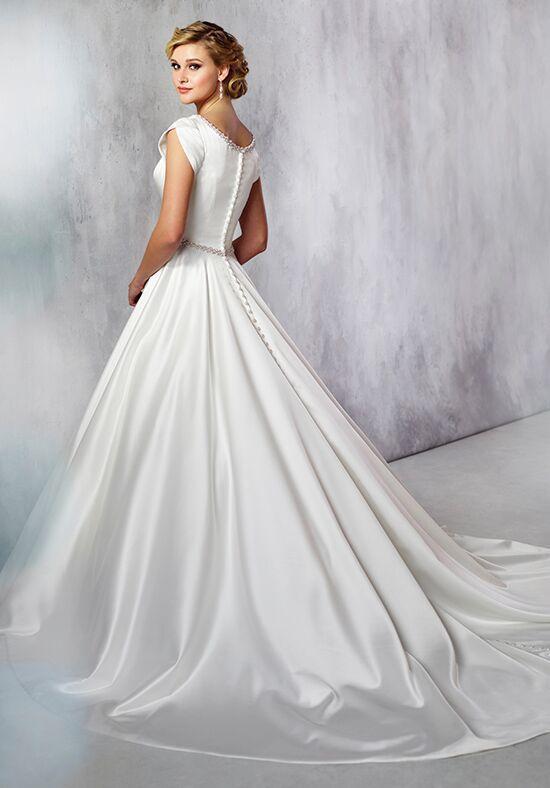Modest by Mon Cheri TR21716 Wedding Dress - The Knot