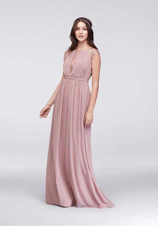 David's Bridesmaid Dresses Platinum
