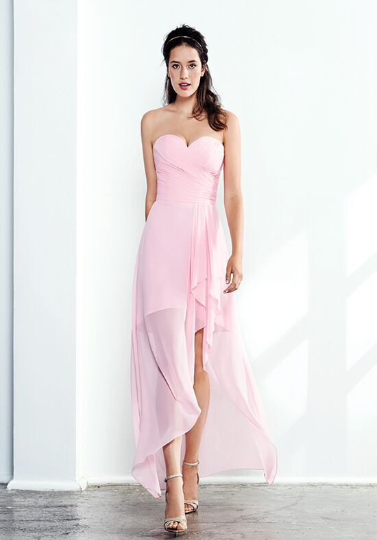 Colour by Kenneth Winston 5274HL Sweetheart Bridesmaid Dress