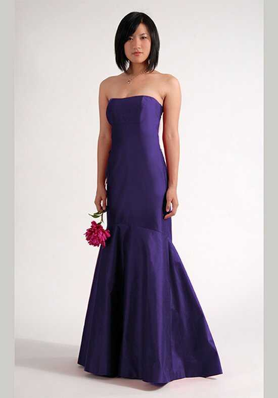 Elizabeth St. John Social Nadia Strapless Bridesmaid Dress