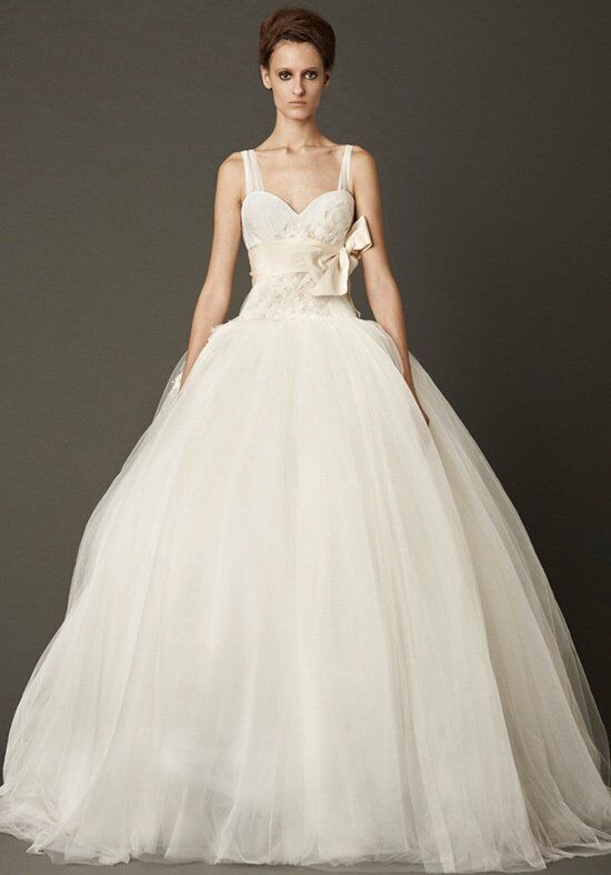 The Nordstrom Wedding Suite Vera Wang - Lisa Wedding Dress - The Knot