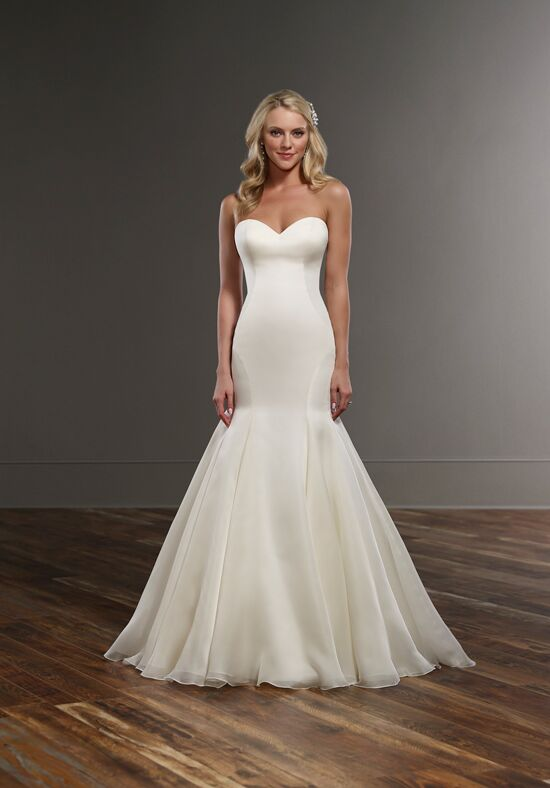Martina Liana 779 Mermaid Wedding Dress