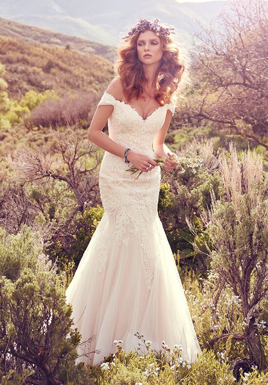 Maggie Sottero Afton Sheath Wedding Dress
