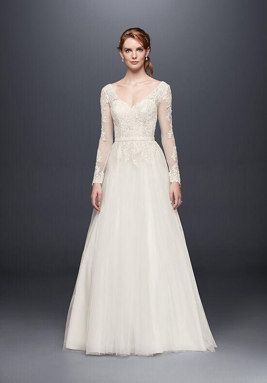 David 39 s bridal david 39 s bridal collection style wg3831 for Wedding dress david bridal