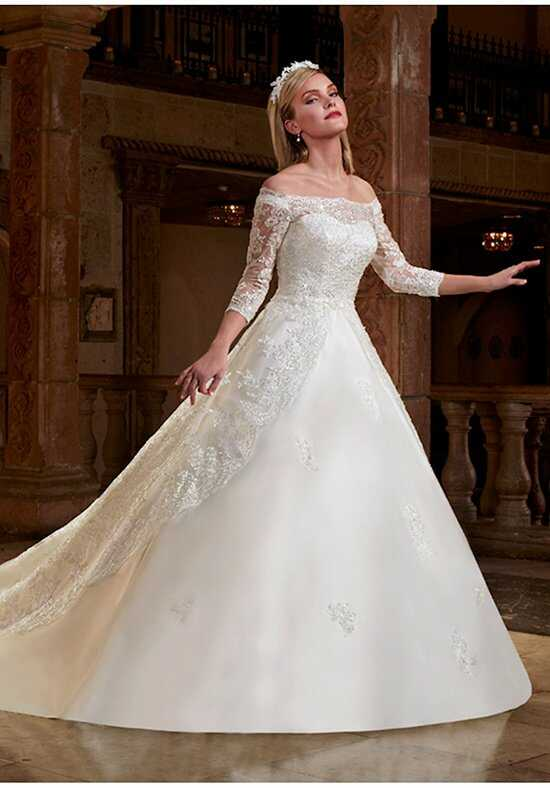 1 Wedding by Mary's Bridal 6360 A-Line Wedding Dress