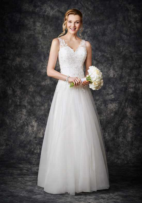 Kenneth Winston: Gallery Collection GA2258 A-Line Wedding Dress