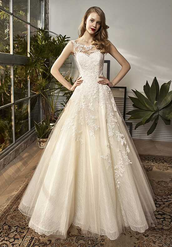 Beautiful BT18-12 A-Line Wedding Dress