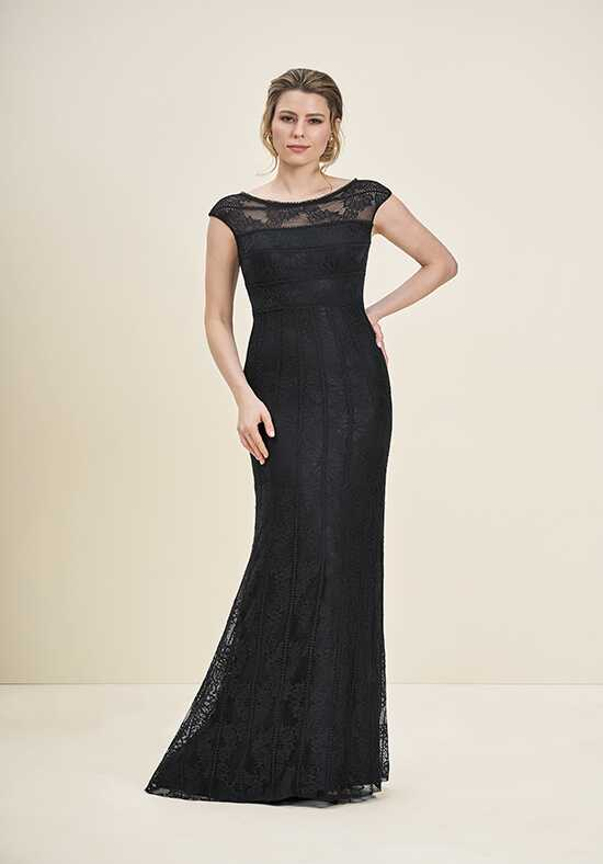 Jade J195070 Black Mother Of The Bride Dress