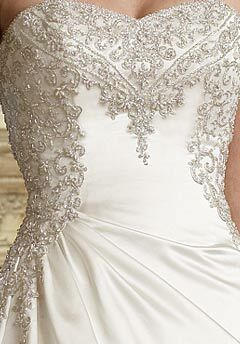 Sophia Tolli Y2811 Isabella A-Line Wedding Dress