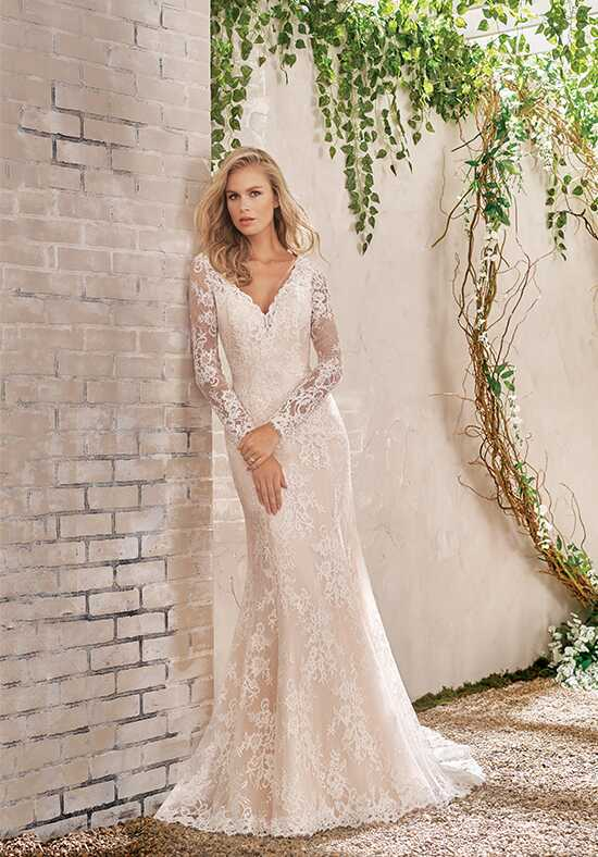 Jasmine Collection F191009 Mermaid Wedding Dress