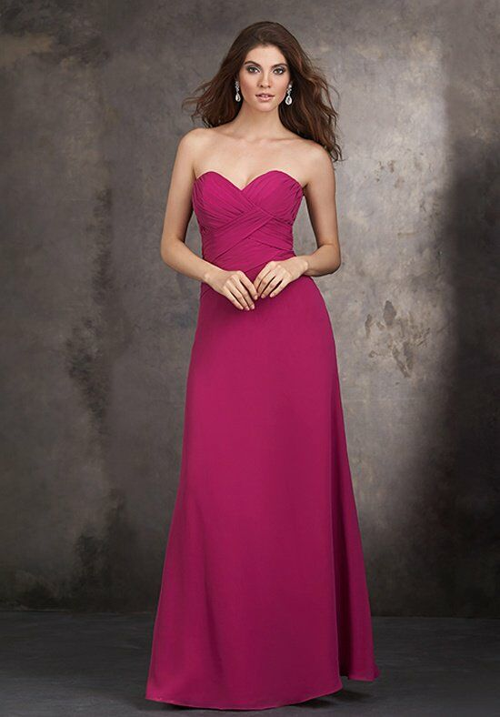 Allure Bridesmaids 1429 Sweetheart Bridesmaid Dress