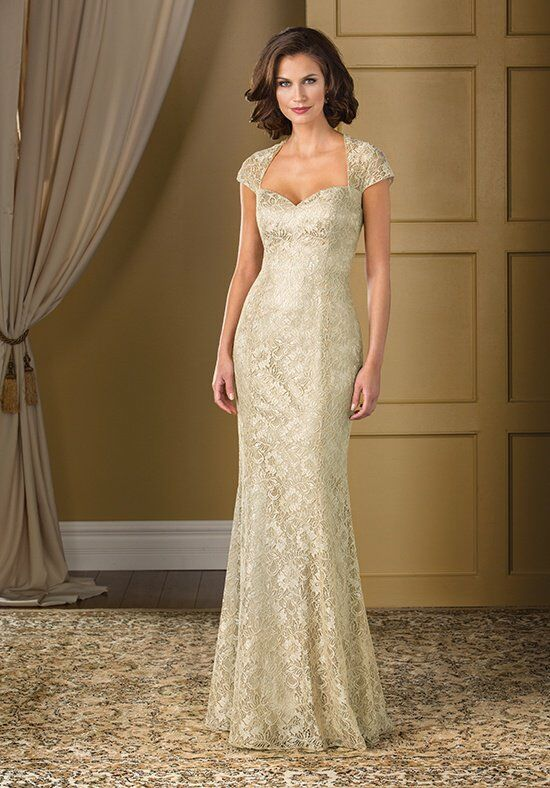 dress of the mother of the bride