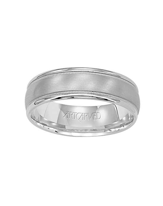 ArtCarved 11-WV5010P-G.00 Platinum Wedding Ring