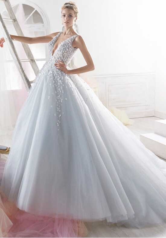 Nicole Collection 2018 NIAB18092 Ball Gown Wedding Dress
