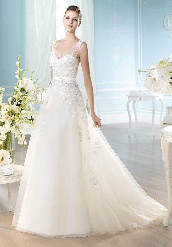 ST. PATRICK Glamour Collection - Hala Wedding Dress - The Knot