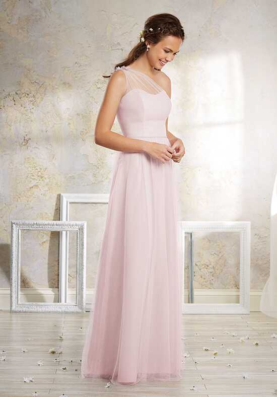 Alfred Angelo Modern Vintage Bridesmaid Collection 8632L One Shoulder Bridesmaid Dress