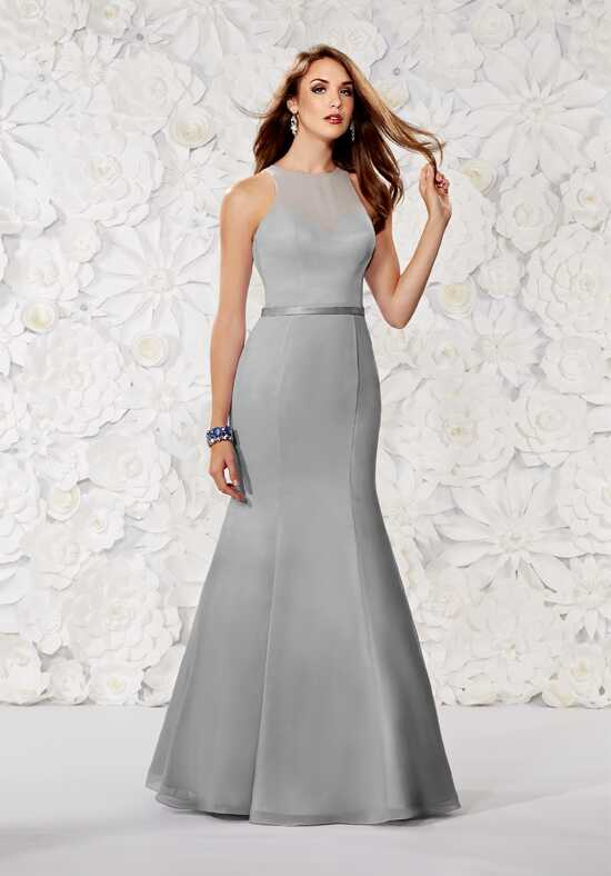 1 Wedding by Mary's Modern Maids M1812 Halter Bridesmaid Dress
