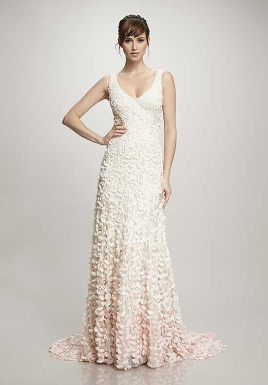 THEIA Emma Sheath Wedding Dress