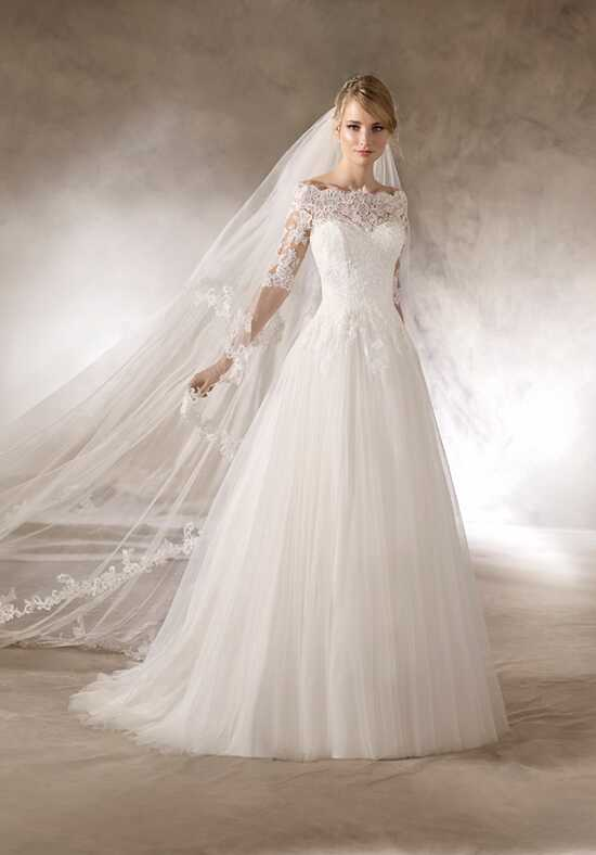 LA SPOSA HALOKE Wedding Dress photo
