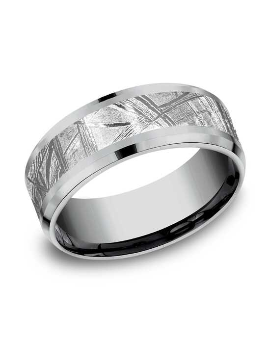 Benchmark CF128843MTGTA Tantalum Wedding Ring