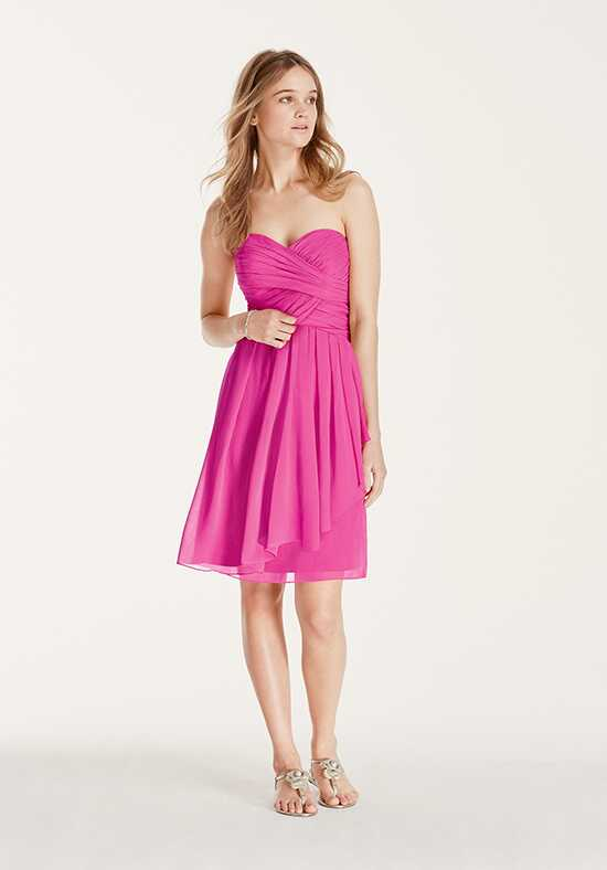 David's Bridal Collection David's Bridal Style F14847 Sweetheart Bridesmaid Dress