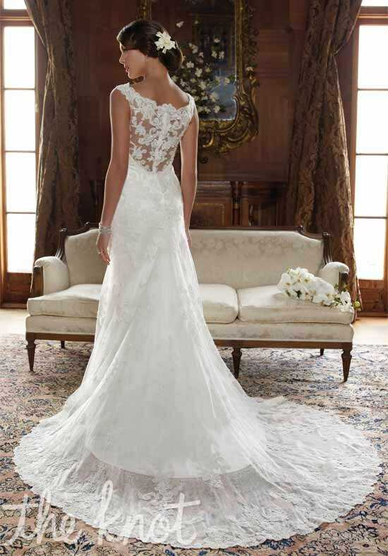 Casablanca Bridal 2004 A-Line Wedding Dress