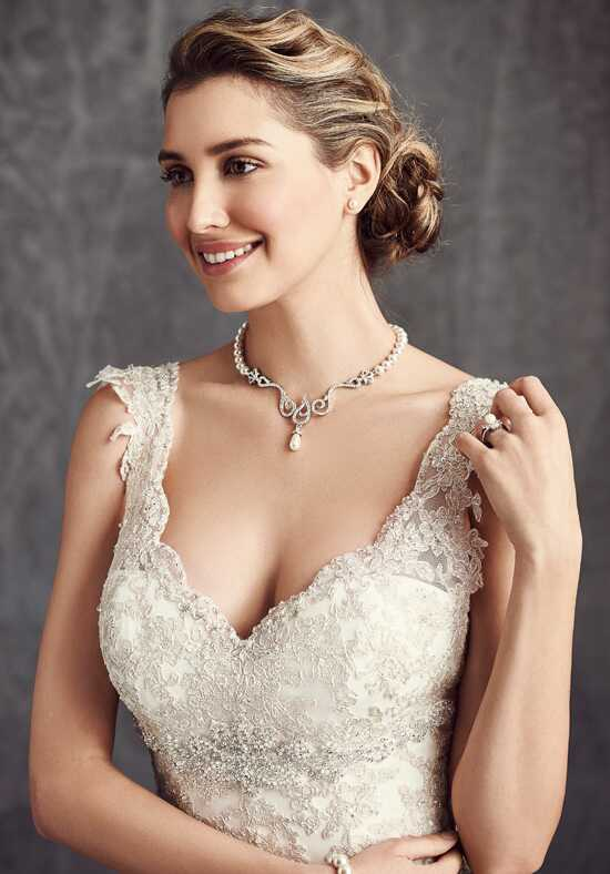 Kenneth Winston: Ella Rosa Collection BE286 Wedding Dress photo
