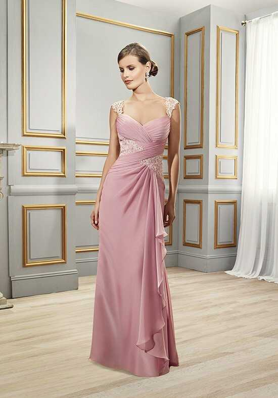 Val Stefani Celebrations MB7505 Pink Mother Of The Bride Dress