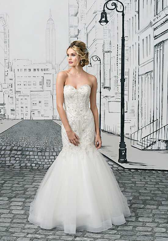 Justin Alexander 8896 Mermaid Wedding Dress