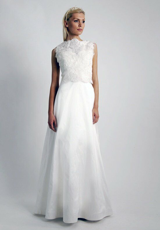 Elizabeth St. John Zurich A-Line Wedding Dress