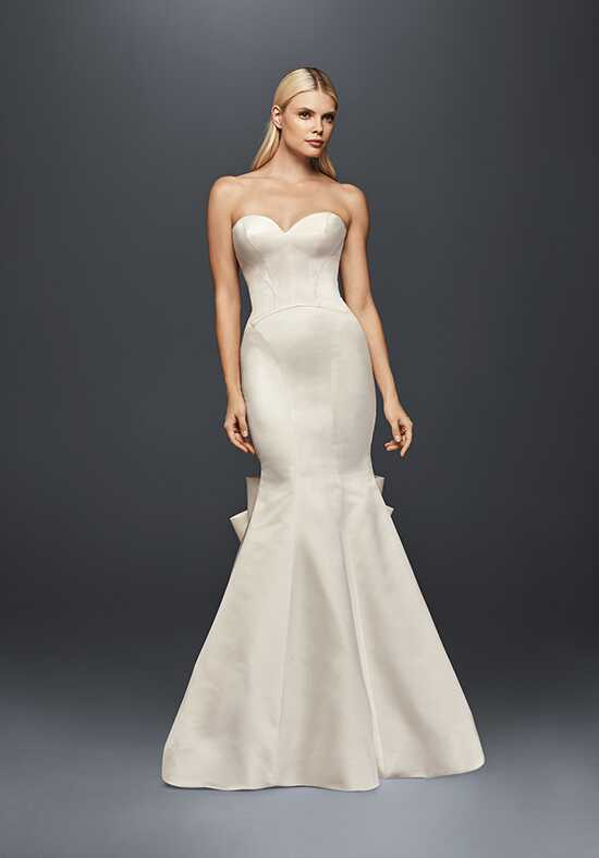Truly Zac Posen at David's Bridal Truly Zac Posen Style ZP341718 Mermaid Wedding Dress