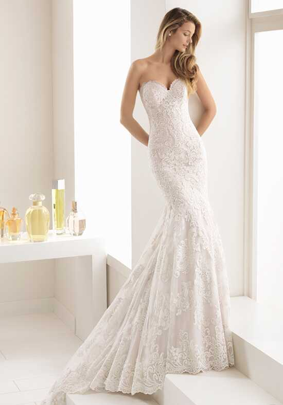Aire Barcelona BALLEY Mermaid Wedding Dress