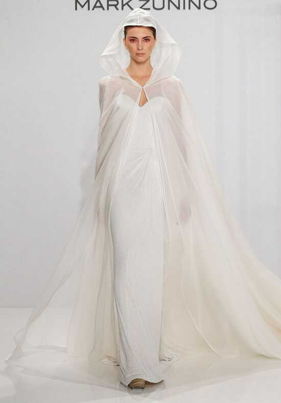 Mark Zunino for Kleinfeld 205 Sheath Wedding Dress