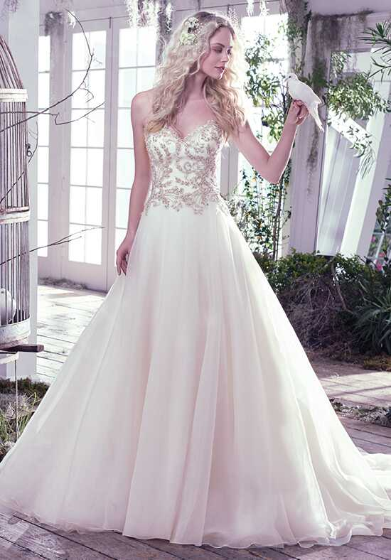 Maggie Sottero Lorenza Ball Gown Wedding Dress