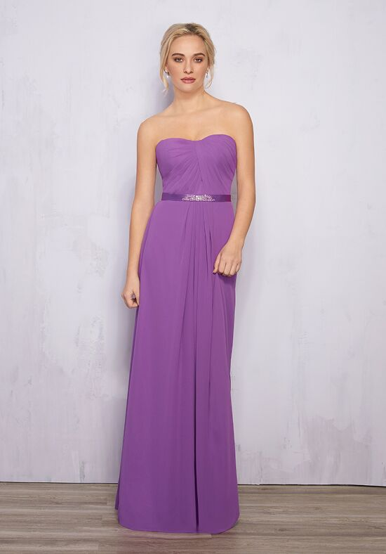 Strapless Bridesmaid Dress