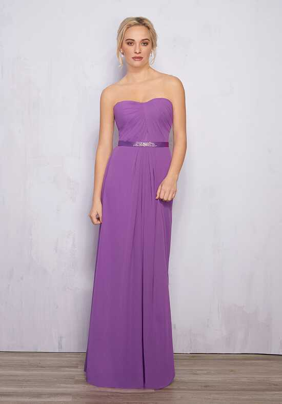 1 Wedding by Mary's Modern Maids M1849 Strapless Bridesmaid Dress