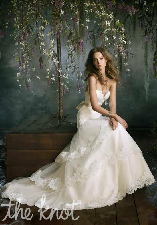 Tara Keely 2052 Mermaid Wedding Dress