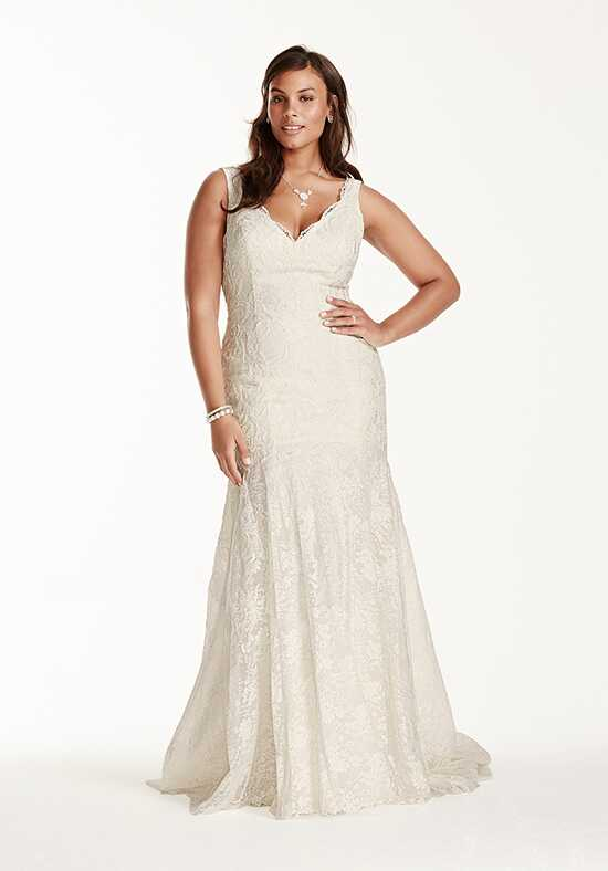 David's Bridal Jewel Style 9WG3757 Wedding Dress photo