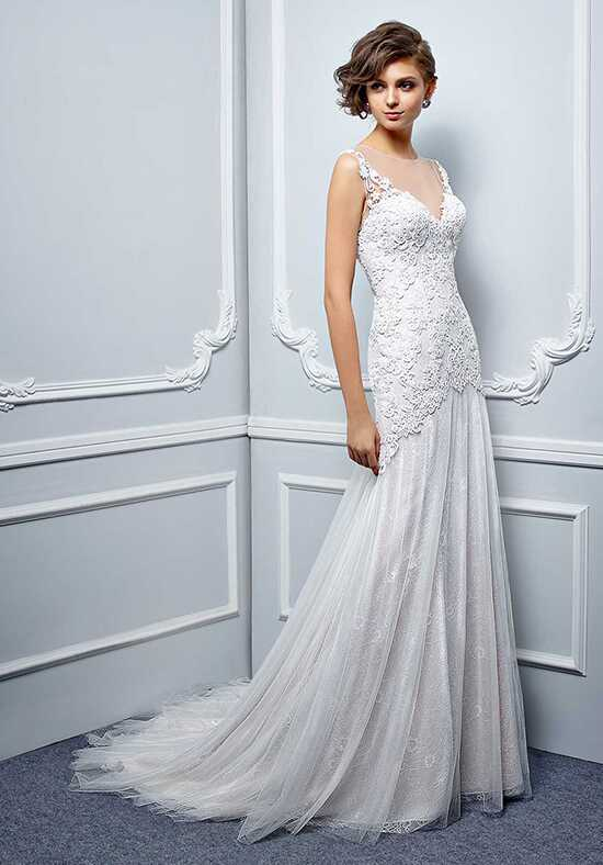 Beautiful BT17-22 A-Line Wedding Dress