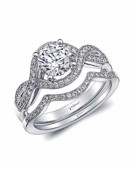 Coast Diamond Romance Collection - LC10263 Engagement Ring photo