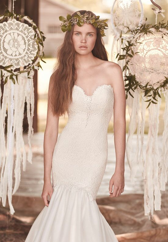 Mikaella 2060 Mermaid Wedding Dress