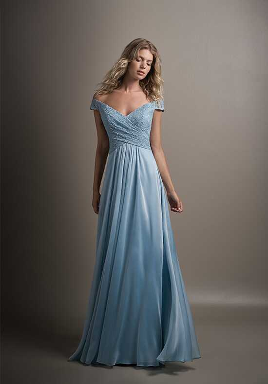 Belsoie L194014 Off the Shoulder Bridesmaid Dress